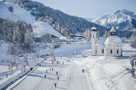 Seefeld ski resort