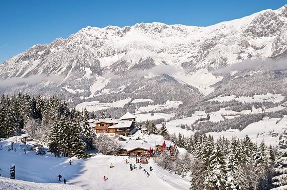 Soll ski resort
