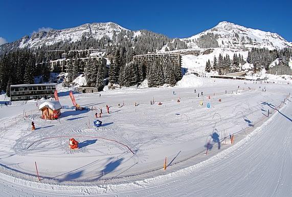Flaine ski resort