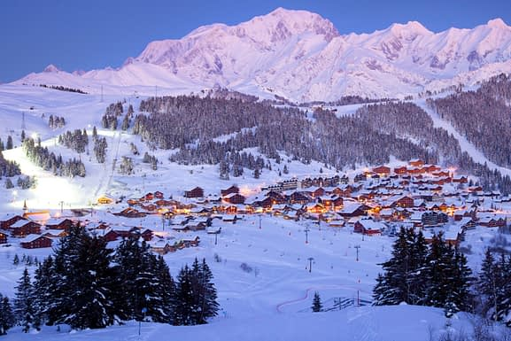 Les Saisies ski resort