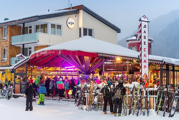 St Anton ski resort