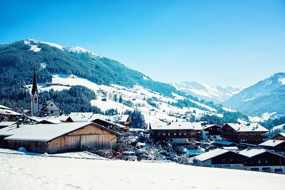 Alpbach ski resort