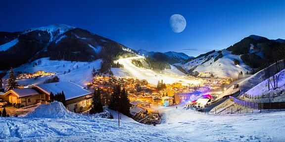Saalbach-Hinterglemm ski resort