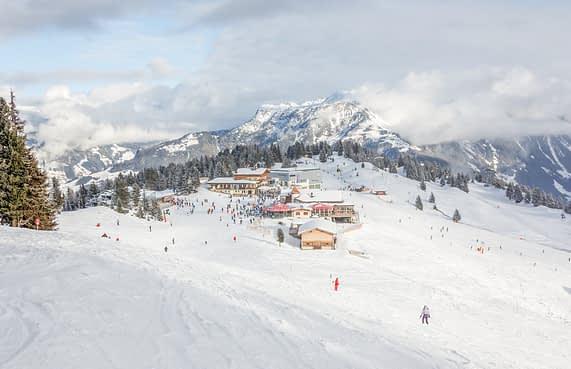 Mayrhofen ski resort